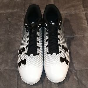 Under Armour Baseball Cleats, size 15